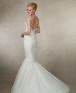 Victoria Jane Joanna 18012 back dress
